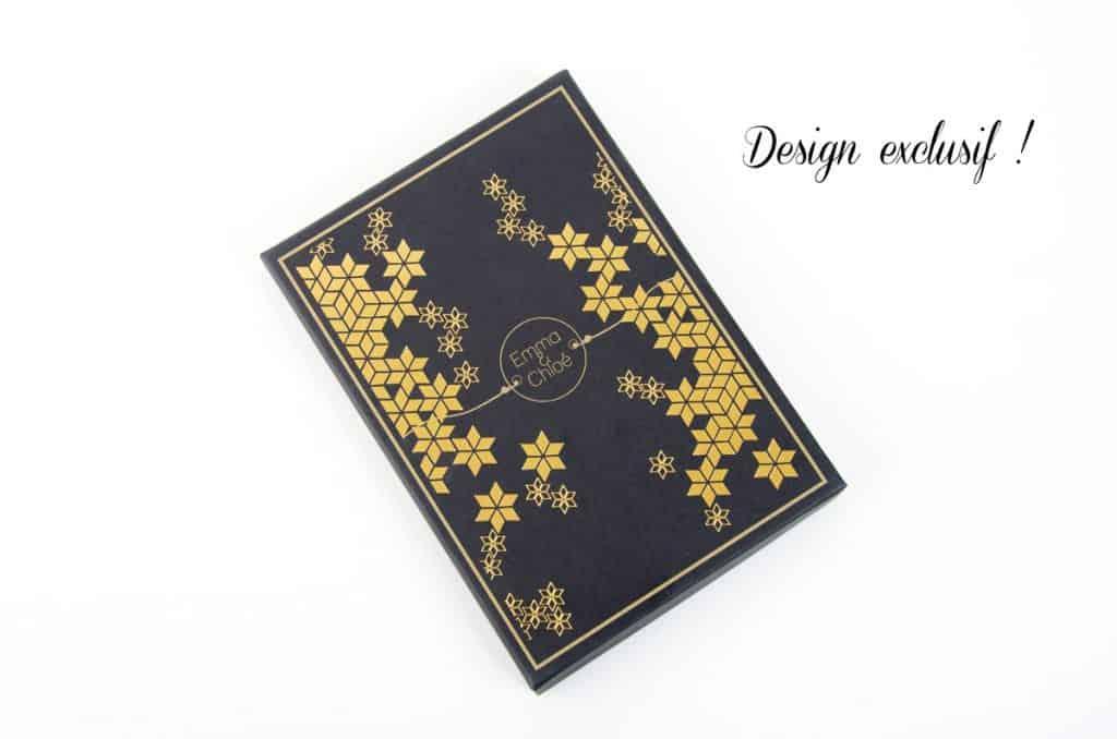 La box de Novembre d'Emma & Chloé s'annonce festive