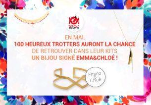 Kitchen Trotter x Emma & Chloé : la jolie collaboration surprise