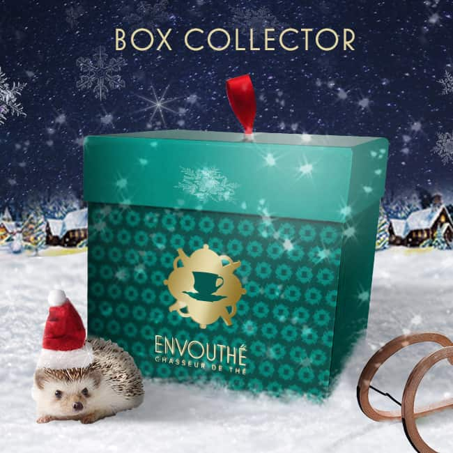 Vente flash : la box Édition Collector d'Envouthé en promo !