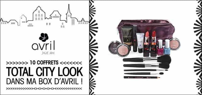 Abonnez-vous à la Fashion It box d'Avril et recevez peut-être un Lot AVRIL en plus de votre box