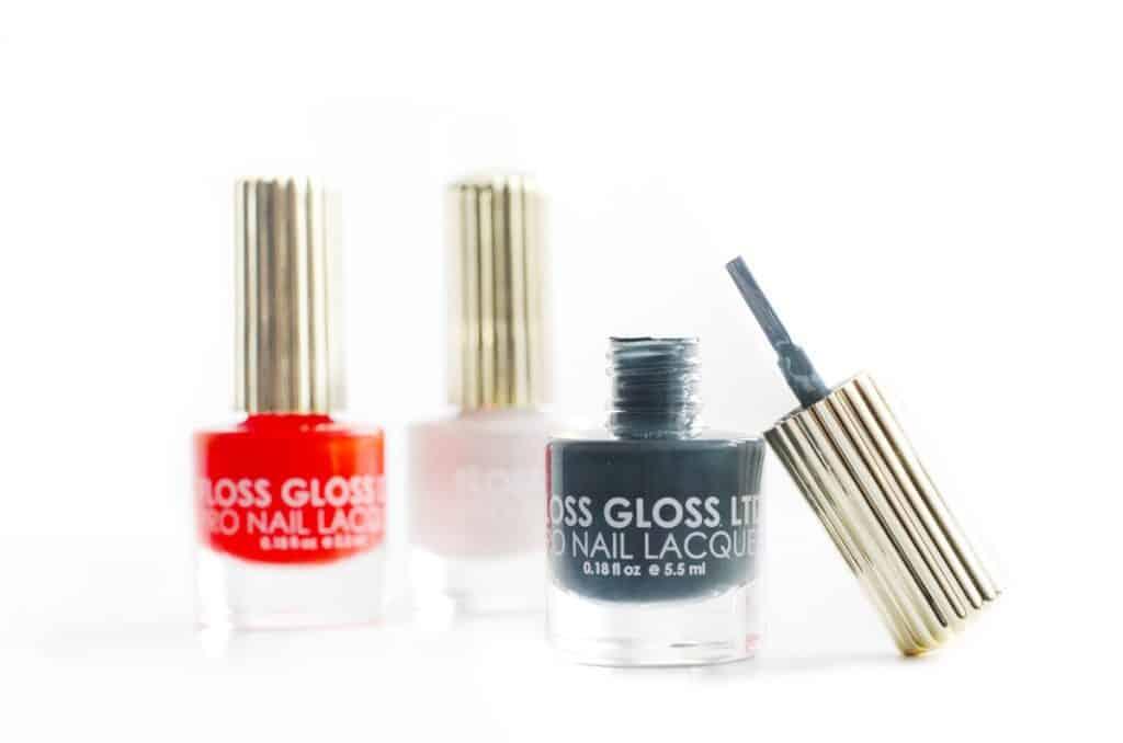 Focus sur les vernis Floss Gloss