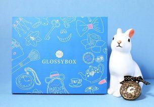 Glossybox au Pays des Merveilles en avril