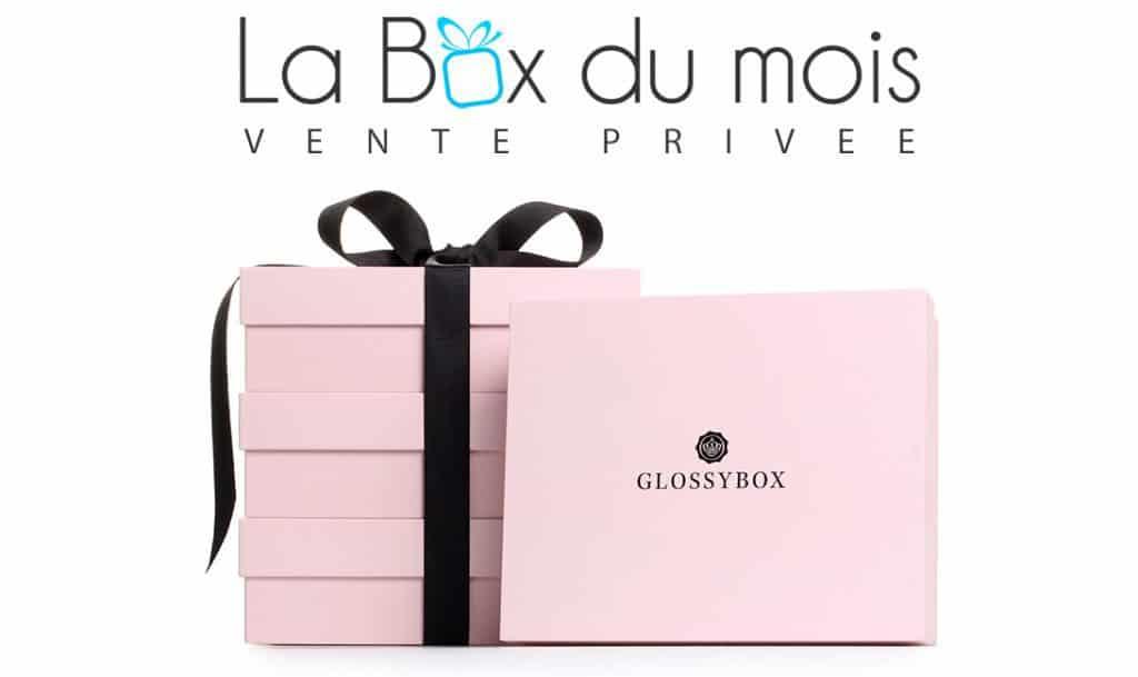 Vente privée #2 : Glossybox