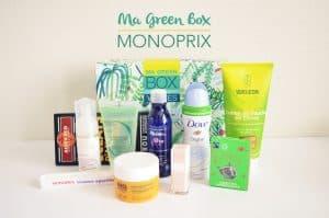 Monoprix lance Ma Green Box