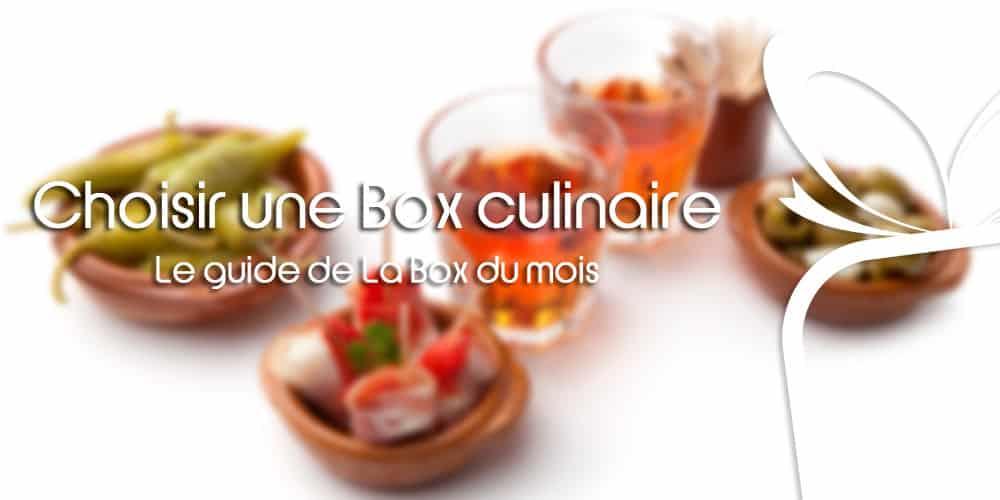 Choisir une Box cuisine et gastronomique : notre guide d'achat