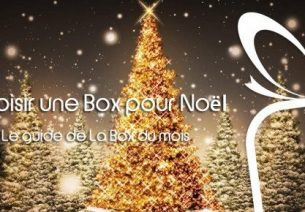 Noël 2016 : les meilleures Box à offrir en cadeau