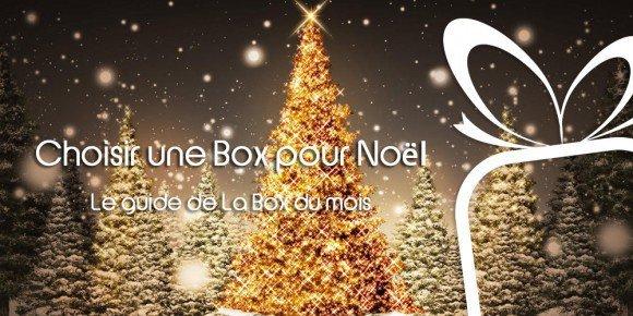 Noël 2015 : Notre sélection des meilleures Box à offrir