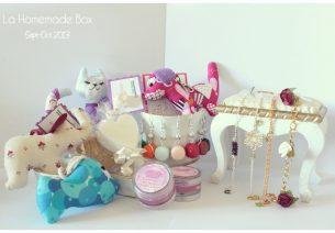 La Homemade Box - Octobre 2013