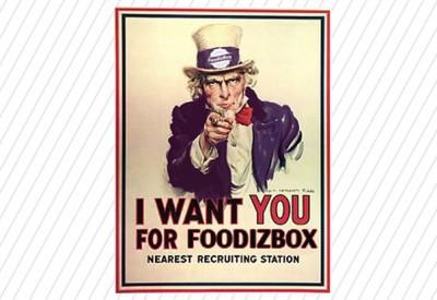 Foodizbox recrute deux stagiaires