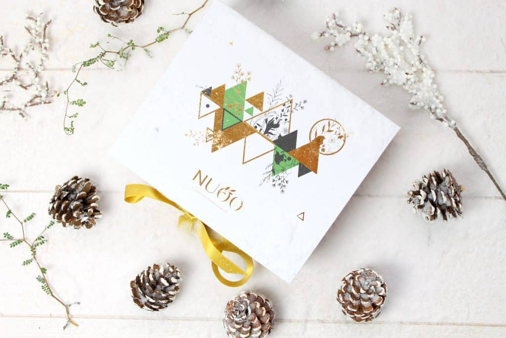 Nuoo Box : un coffret canon pour Noël