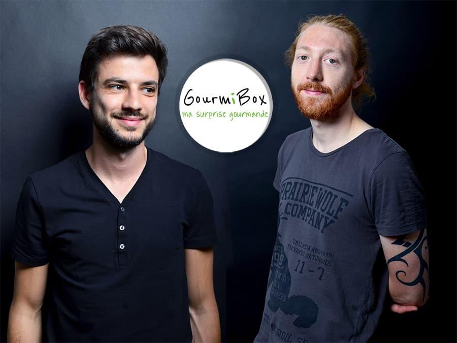Interview de Raphaël et Gilles de la Gourmibox
