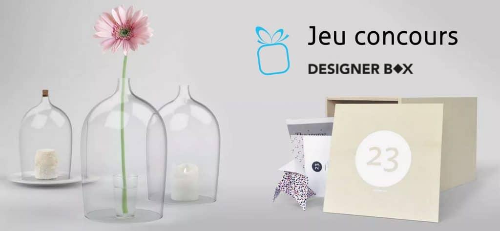 Jeu concours : Designer Box