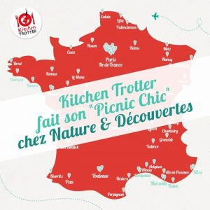 Retrouvez Kitchen Trotter chez Nature et Découverte !