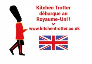 Kitchen Trotter se lance en Angleterre