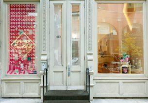 Birchbox ouvre une boutique à l'occasion de Noël