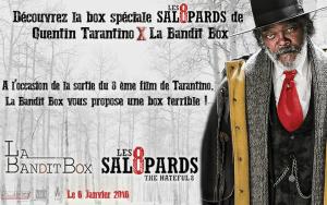 Tarantino X La Bandit Box