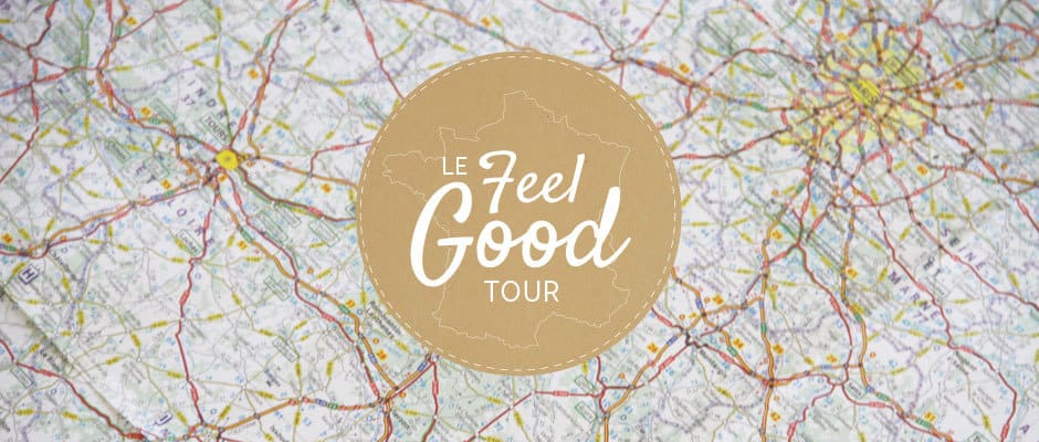 BirchBox organise le Feel Good Tour