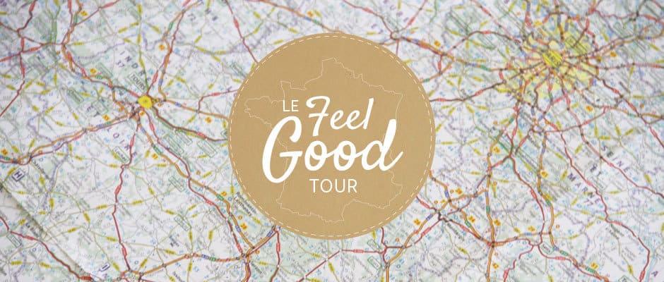 BirchBox organise le Feel Good Tour