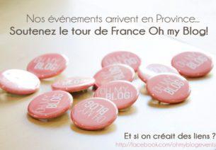 Oh My Blog prépare son tour de France