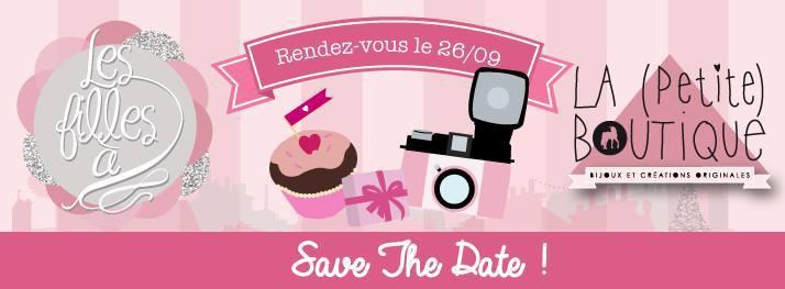 L'évènement girly de la rentrée à Paris