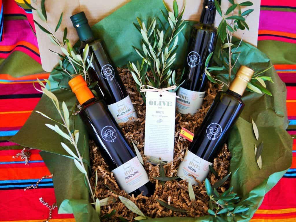La Gourmet Box lance son Olive Box en édition limitée !