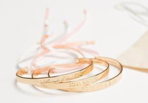 Birchbox offre un bracelet Love pour tout parrainage