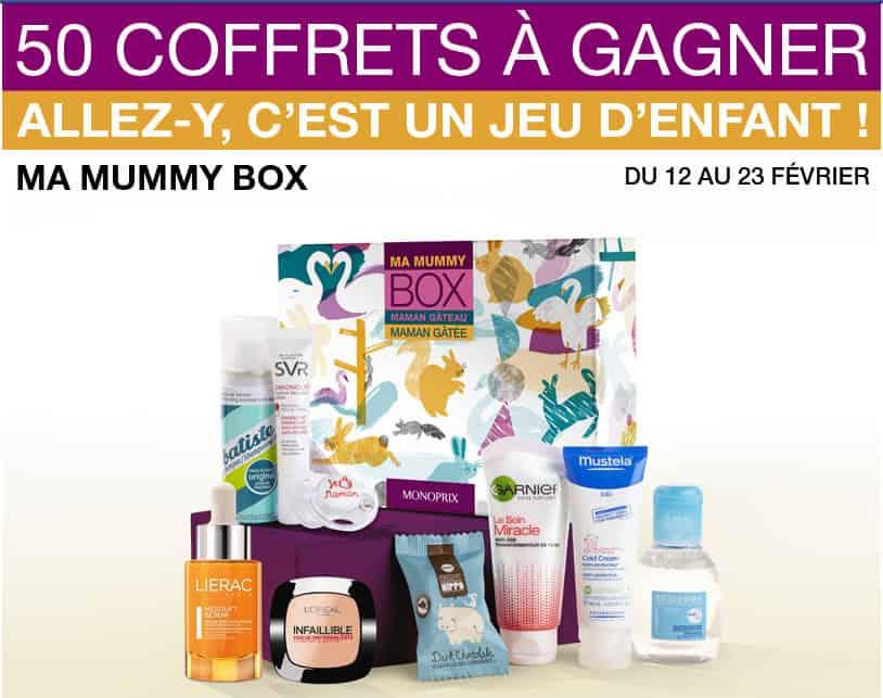 La Mummy Box by Monoprix