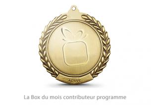 La Box du mois lance son programme Contributeur