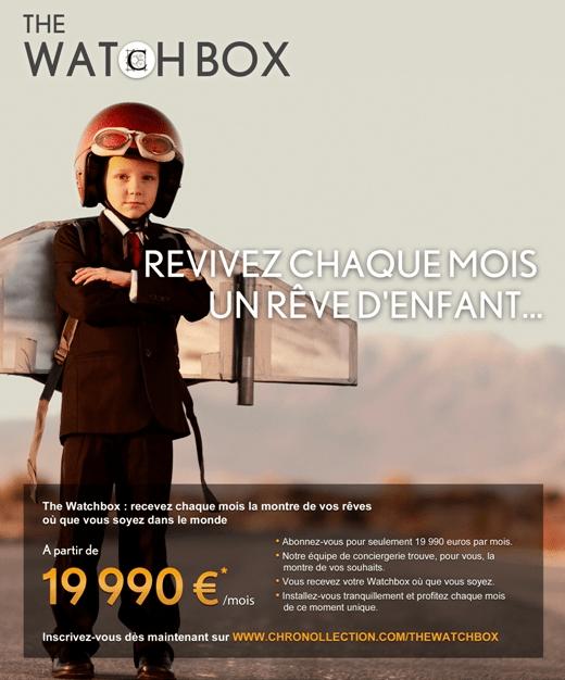 La Box la plus chère au monde ?