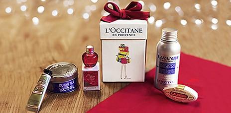 My Mini Little Box L'Occitane spéciale Noël