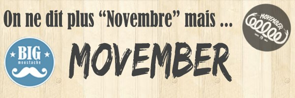 Pendant Movember
