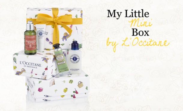 My Little Mini Box by l'Occitane