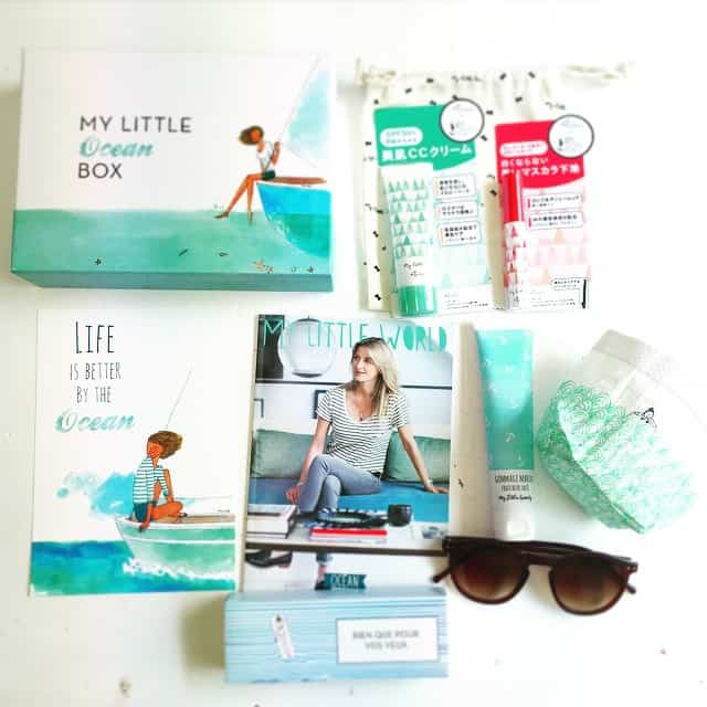 My Little Box Juin 2015 : Une Ocean Box qui prend du retard