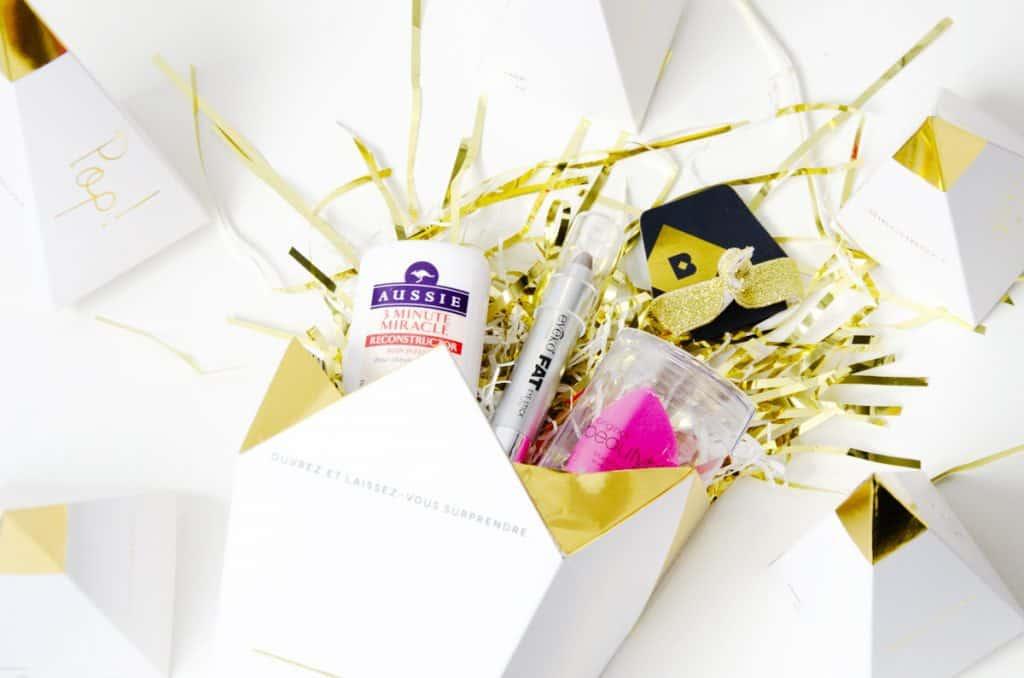 Offrez un super cadeau de dernière minute avec Birchbox !