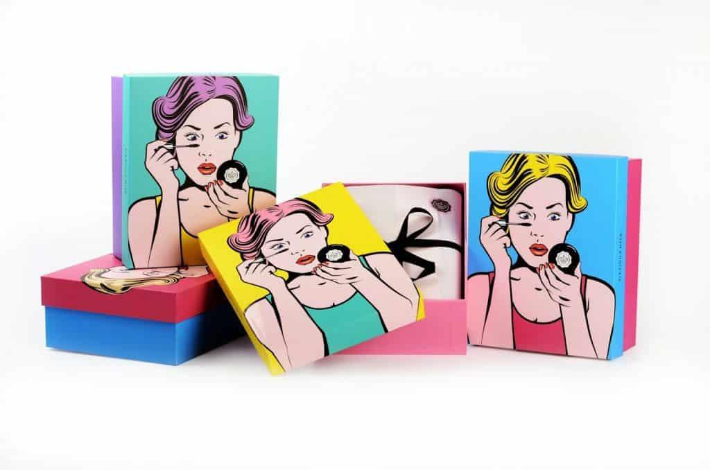 Glossybox vous fait découvrir sa box « Pop Art »