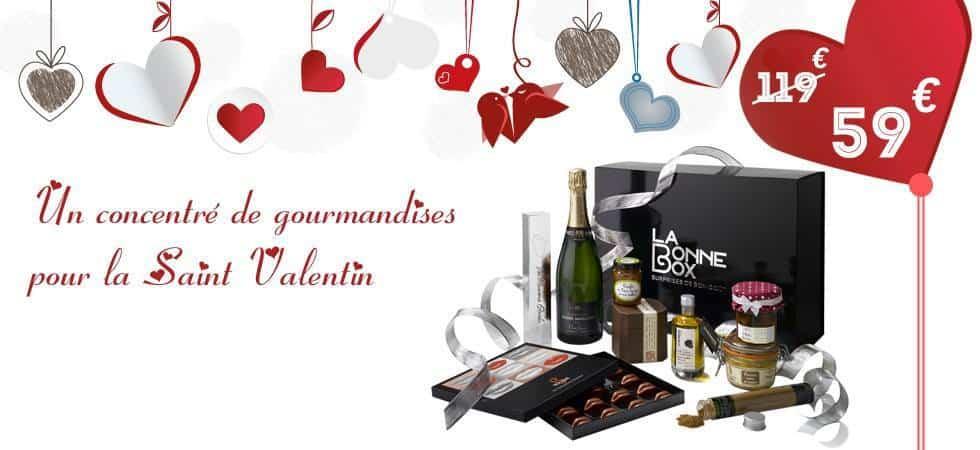 Préparez la Saint Valentin avec La Bonne Box