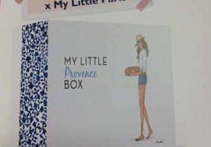 My Little Box de Mai 2015: Une Provence box qui sent bon le sud