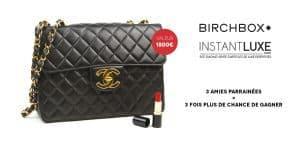 Gagnez un sac Chanel pour la rentrée avec Birchbox