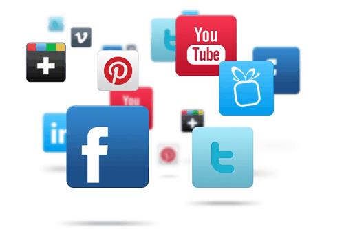 La Box du mois sur les réseaux sociaux