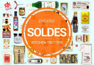 Soldes chez Kitchen Trotter
