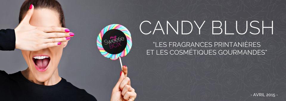 Une My Sweetie Box d'avril toute en sucreries !