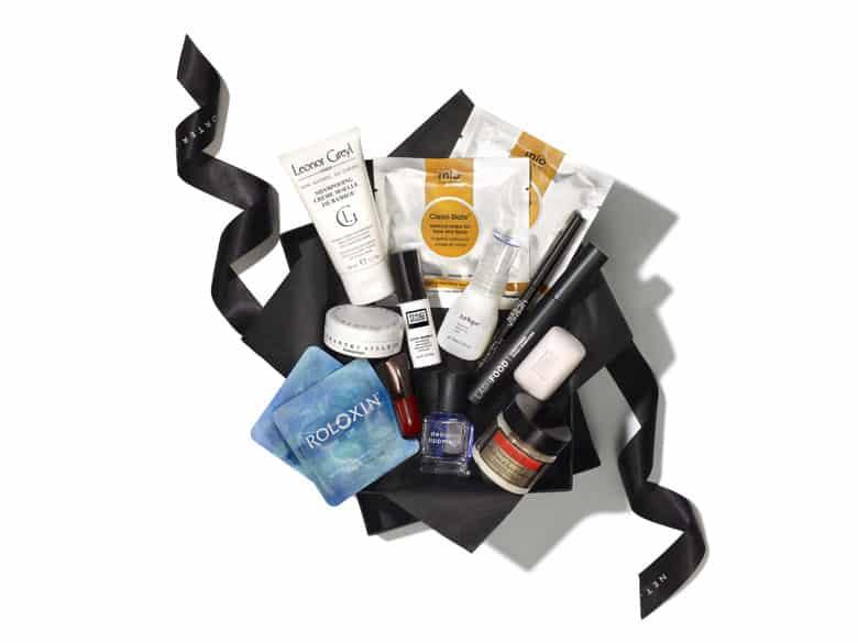 Net-à-porter lance son Travel Beauty Kit
