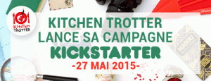 Kitchen Trotter lance sa campagne Kickstarter
