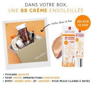 Offre spéciale La Box Du Mois par Birchbox