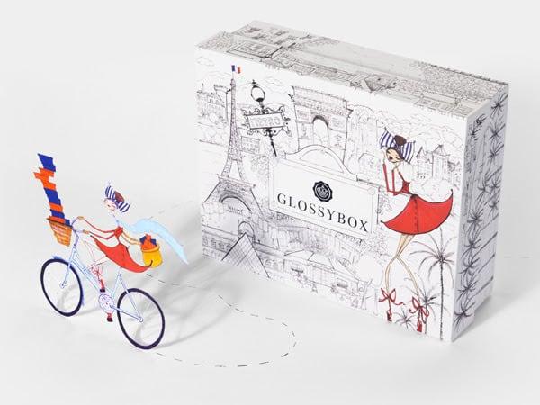 Glossybox de juillet 2015 : Coffret collector La Coquette très frenchy