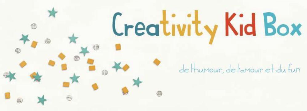 La Creativity Kid Box a besoin de vous