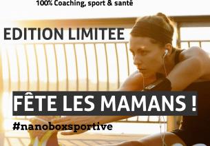 Nano Box pense aux mamans sportives