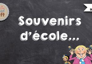 NostalGift de Septembre : Un retour à l'école