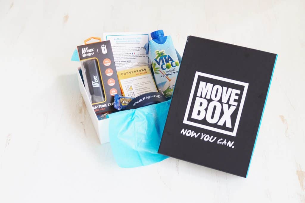 La Move Box - Octobre 2015