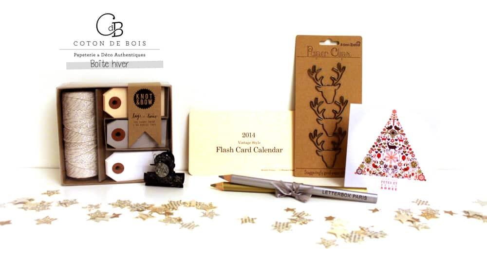 Coton de Bois - Hiver 2013